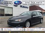 2011 Subaru Impreza 2.5 i Sport Package, FROM 1.9% FINANCING AVAILABLE in Scarborough, Ontario