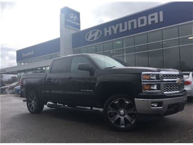 2014 CHEVROLET SILVERADO 1500 LT - Bluetooth in Brantford, Ontario