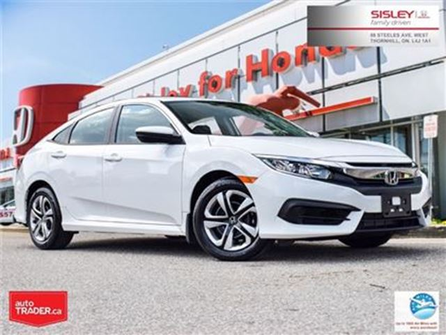 2016 HONDA CIVIC LX in Thornhill, Ontario