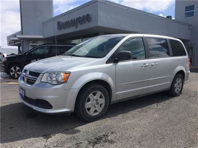 2012 Dodge Grand Caravan SXT FULL STOW N GO in Simcoe, Ontario