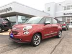 2015 Fiat 500L Lounge NO ACCIDENTS in Simcoe, Ontario
