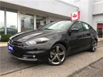 2014 Dodge Dart GT ONE OWNER....BOUGHT HERE NEW in Simcoe, Ontario