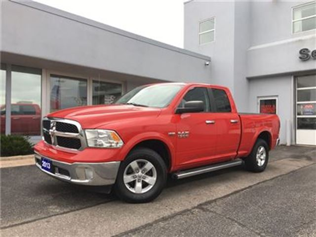 2013 Dodge RAM 1500 SLT NO ACCIDENTS in Simcoe, Ontario