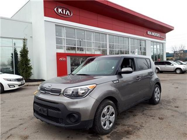 2017 KIA SOUL LX at in Newmarket, Ontario