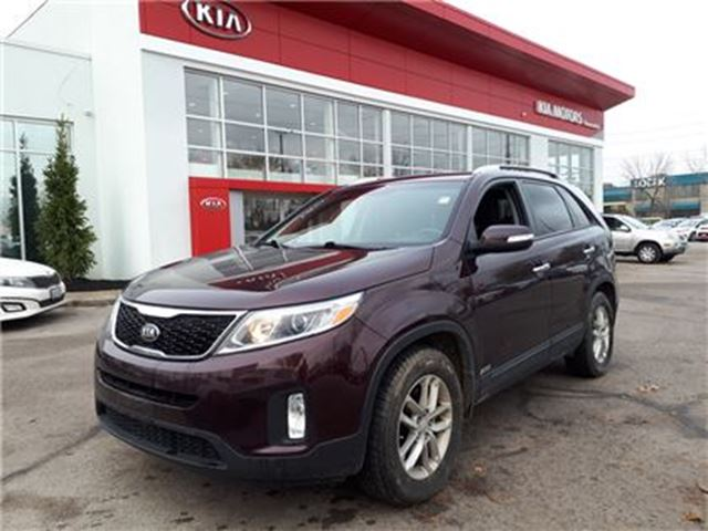 2015 KIA SORENTO 2.4L LX AWD at in Newmarket, Ontario