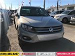 2014 Volkswagen Tiguan Comfortline   LEATHER   ROOF   AWD in London, Ontario