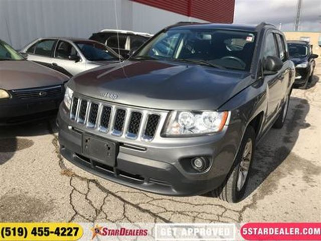 2012 JEEP COMPASS Sport   ROOF in London, Ontario