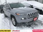 2016 Jeep Cherokee Limited   ONE OWNER   NAV   LEATHER   ROOF   4X4 in London, Ontario