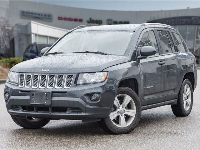 2014 JEEP COMPASS NORTH, 4X4, TRADE IN, in Mississauga, Ontario