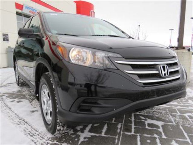 2014 HONDA CR-V LX *No Accidents, One Owner, Local Vehicle* in Airdrie, Alberta