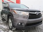 2014 Toyota Highlander Limited *No Accidents, One Owner, Local Vehicle* in Airdrie, Alberta