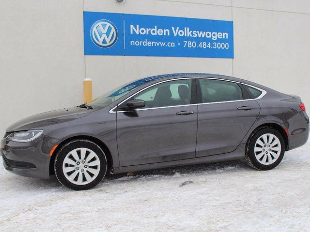 2015 CHRYSLER 200 LX in Edmonton, Alberta
