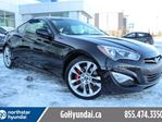 2015 Hyundai Genesis RSPEC LOW KM/6SPEED/LEATHER in Edmonton, Alberta