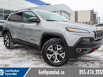 2016 Jeep Cherokee Trailhawk V6/POWERGATE/SUNROOF/NAV in Edmonton, Alberta