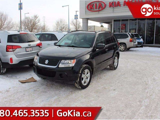 2012 SUZUKI GRAND VITARA 4x4, AIR CONDITIONING, ALLOY RIMS in Edmonton, Alberta
