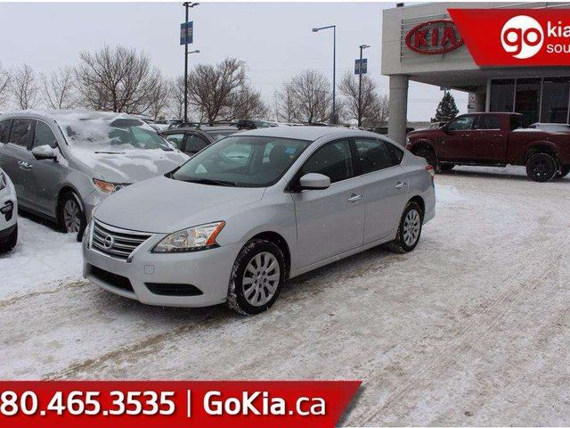 2013 NISSAN SENTRA $96 B/W PAYMENTS!!! FULLY INSPECTED!!!! in Edmonton, Alberta