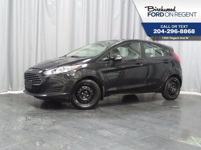 2015 FORD FIESTA SE *Heated Seats/2 Sets of Rims And Tires* in Winnipeg, Manitoba