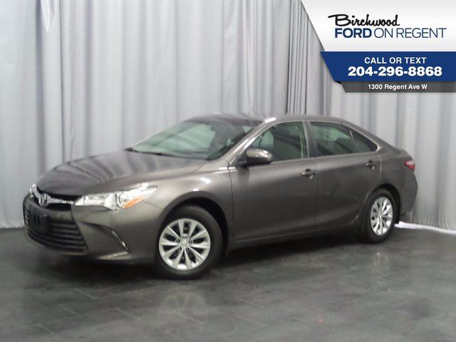 2016 Toyota Camry LE *Back Up Camera/Bluetooth* in Winnipeg, Manitoba