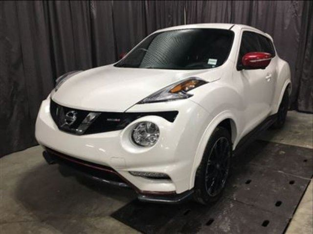 2015 NISSAN JUKE NISMO AWD 1.6l turbo! 15000 kms only! *182BW! in Red Deer, Alberta