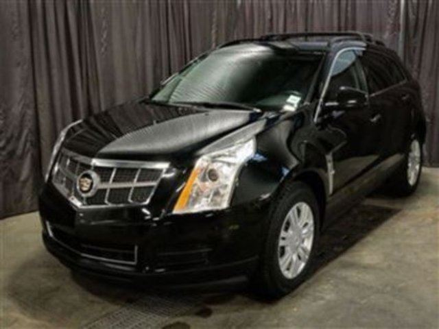 2012 CADILLAC SRX AWD Leather, Dual Climate *199BW! in Red Deer, Alberta