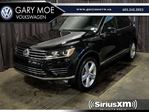 2015 Volkswagen Touareg Execline R-Line No charge ext warranty! in Red Deer County, Alberta