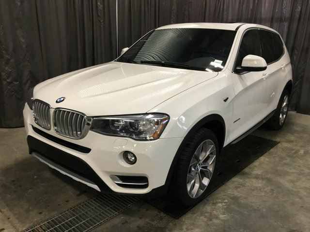 2017 BMW X3 SAVE $5000!! Nav, Sunroof, Heated Seats, Back Up Camera, * $359 B/W in Red Deer, Alberta