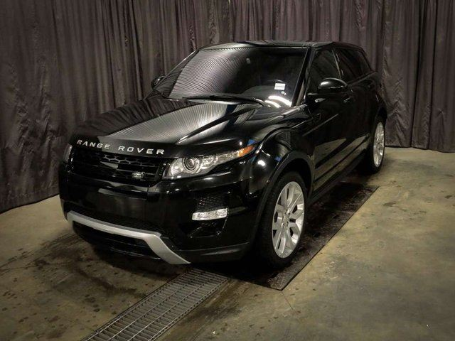 2014 LAND ROVER RANGE ROVER EVOQUE Dynamic Fully Loaded in Red Deer, Alberta