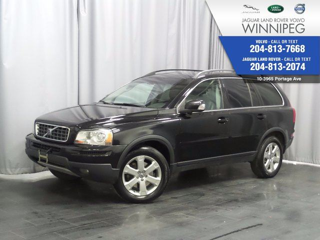 2009 VOLVO XC90 I6 *THIS WAS NEW FROM OUR STORE!* in Winnipeg, Manitoba