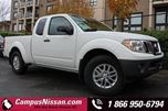 2016 Nissan Frontier King Cab S 4X2 in Victoria, British Columbia