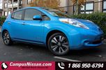 2014 Nissan Leaf SL PREMIUM TECH in Victoria, British Columbia