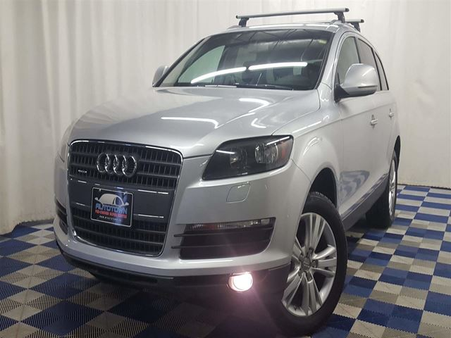 2009 AUDI Q7 AWD/SUNROOF/HTD SEATS in Winnipeg, Manitoba