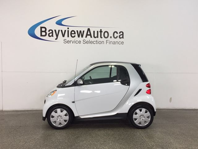 2013 SMART FORTWO TRIDION- AUTO KEYLESS ENTRY HTD STS BLUETOOTH A/C! in Belleville, Ontario