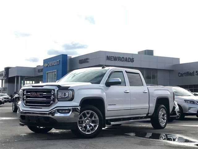 2017 GMC SIERRA 1500 SLT, Nav, One Owner, No Accidents, Low Kms in Newmarket, Ontario