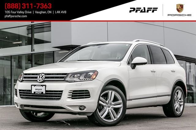 2012 VOLKSWAGEN TOUAREG Comfortline 3.6L 8sp at Tip 4M in Woodbridge, Ontario