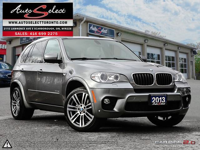 2013 BMW X5 xDrive35i AWD ONLY 79K! **M SPORTS PKG** TECHNOLOGY PKG in Scarborough, Ontario