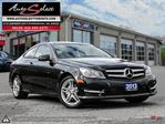 2013 Mercedes-Benz C-Class C250C ONLY 84K! **NAVIGATION PKG** AMG SPORT PKG in Scarborough, Ontario