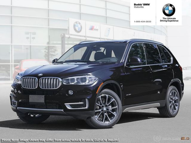 2018 BMW X5 XDrive35i Black