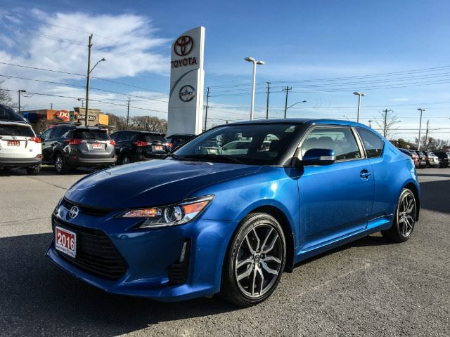2016 SCION TC   NAVIGATION+HTD SEATS+MORE! in Cobourg, Ontario