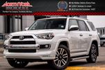 2017 Toyota 4Runner Limited 4x4 JBL Pkng_Sensors Heat Seats Keyless_Go 20Alloys in Thornhill, Ontario
