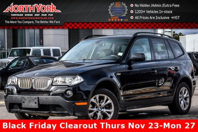 2009 BMW X3 30i in Thornhill, Ontario