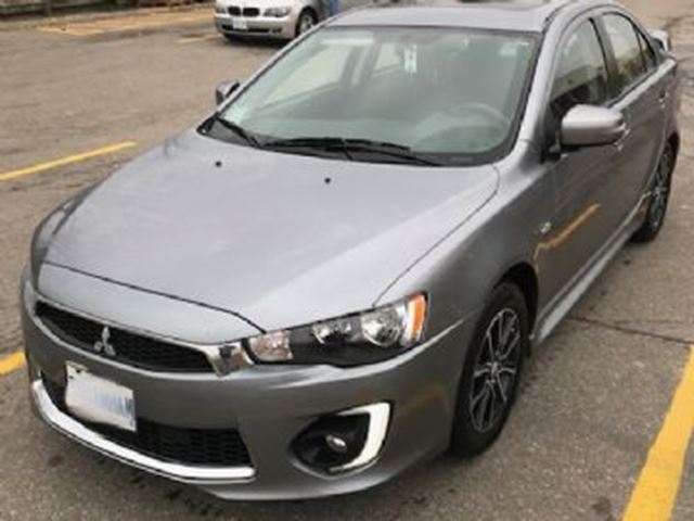 2017 MITSUBISHI LANCER SE Limited in Mississauga, Ontario