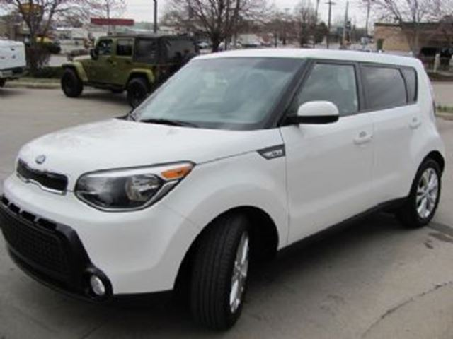 2016 KIA SOUL EX PLUS in Mississauga, Ontario