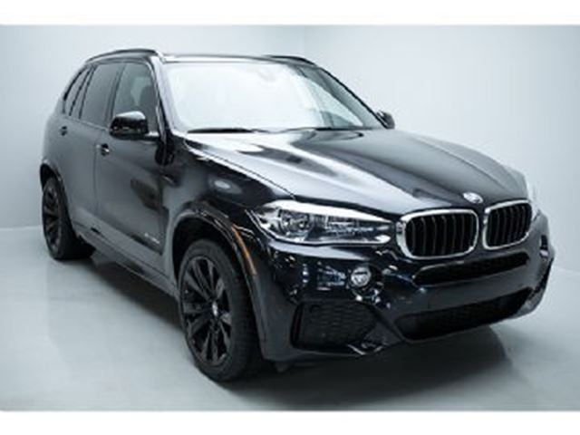 2015 BMW X5 35D M-Sport Diesel LEDs Excess Wear Protection in Mississauga, Ontario