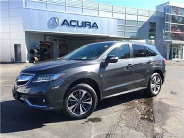 2016 ACURA RDX AWD Elite ( 4x4,GPS,Sieges ventill+¬s) in Mississauga, Ontario