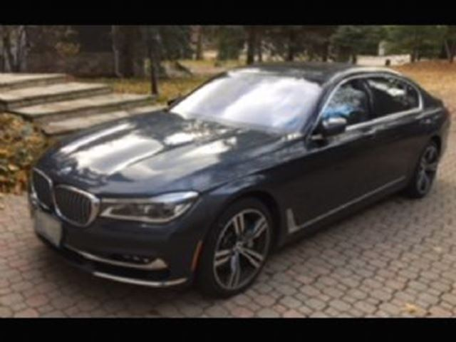 2016 BMW 7 SERIES 750 Li Xdrive in Mississauga, Ontario