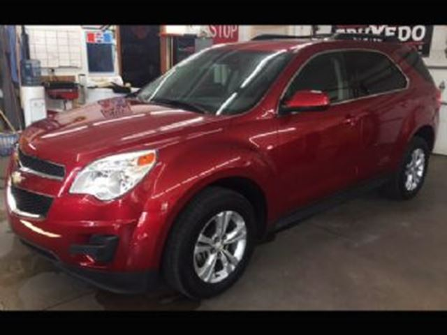 2014 CHEVROLET EQUINOX LT All Wheel Drive in Mississauga, Ontario