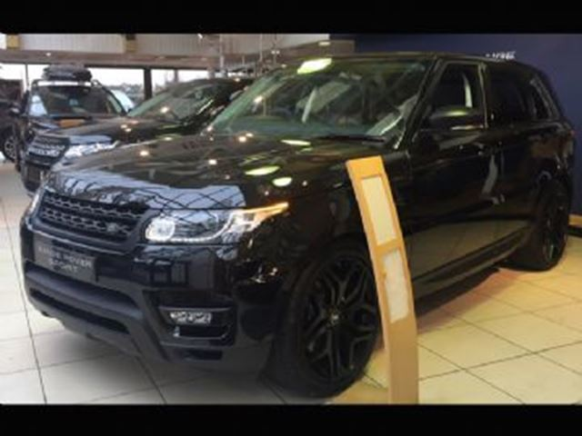 2017 LAND ROVER RANGE ROVER Sport AUTOBIOGRAPHY in Mississauga, Ontario