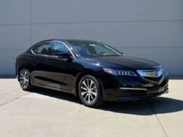 2016 ACURA TLX SH-AWD GPS TECH JUPE AILERONS in Mississauga, Ontario