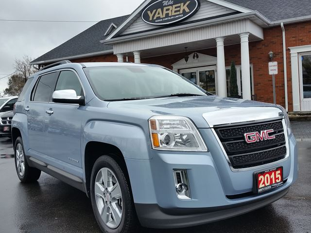 2015 GMC Terrain SLE FWD, Heated Seats, Back Up Cam, Remote Start, Bluetooth in Paris, Ontario