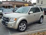2012 Ford Escape Limited 4x4 in St Catharines, Ontario